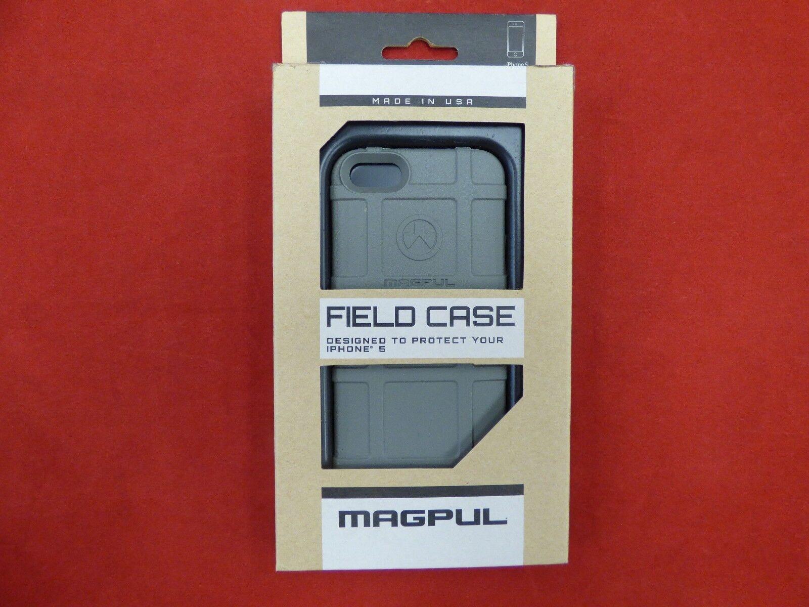 Magpul Apple iPhone 5 Field Case Foliage Green Mpimag452fol