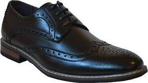 New Men's Lace-Up Oxfords Wedding