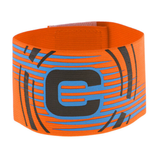 Orange Soccer Fußball Kapitän Armband Kapitänsbinde für Jugend Erwachsene