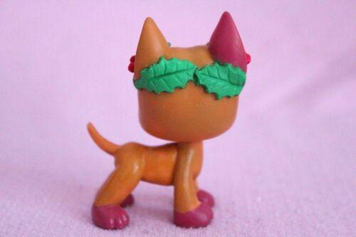 LPS ❤ Littlest Pet Shop ❤ Natale Xmas Gatto Cane Collie capelli corti Gatto Personalizzato