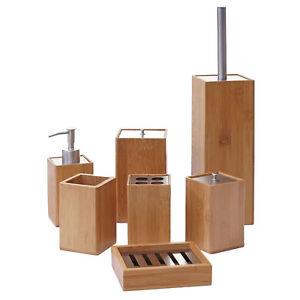 7-teiliges-Badset-MCW-A90-Badset-Seifenspender-Zahnburstenhalter-Seifenschale