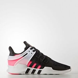 on sale f437d 5be1a Details about SALE ADIDAS EQT Support ADV Primeknit PK PINK BLACK INFRARED  TURBO BB1302 NEW