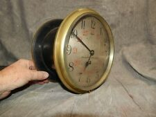 Pullman Car Co. Double Sided Clock (Williamson) from the car Adrian WORKS