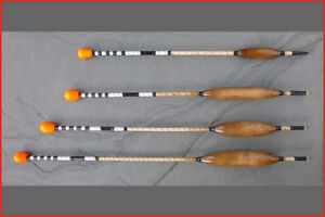 Handmade Wind-beater tench lift fishing floats. EITHER 1,2,3 or 4 SSG (WB)