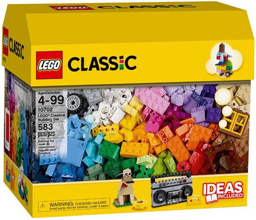 LEGO Classic  10702 LEGO Creative Building Box Set Nuovo In Box Sealed  10702