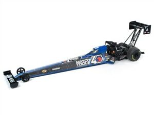Auto World NHRA 2019 Antron Brown Matco Tools Top Fuel Dragster 1:24 Scale Dieca