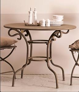 Tavolo Bianco Stile Provenzale.Tavolo Design Vintage Industriale Shabby Chic Provenzale Casa