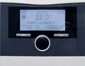 Vaillant calorMATIC 370 Raumtemperaturregler / Raumregler - Busdorf, Deutschland - Vaillant calorMATIC 370 Raumtemperaturregler / Raumregler - Busdorf, Deutschland