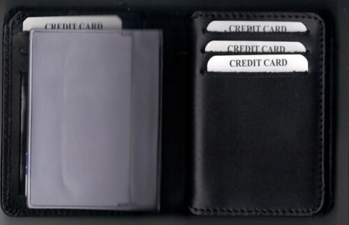 United States Courts Deputy Clerk Recessed Cut-Out Tri-Fold DL//Money//CC Wallet
