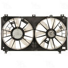Dual Radiator and Condenser Fan Assembly-Rad / Cond Fan Assembly fits IS350