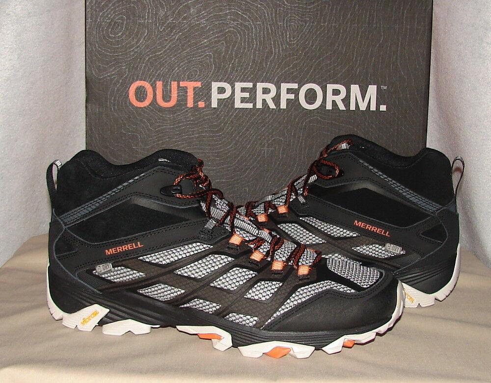 MERRELL MOAB FST MID WATERPROOF Boots  Men's 11  NEW