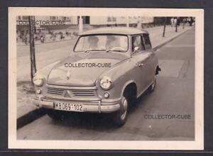 A8978-Foto-Auto-Oldtimer-Lloyd-LS-600-Kennzeichen-um-1960