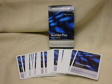 Deck of Cards TechNet Plus Microsoft Complete Deck