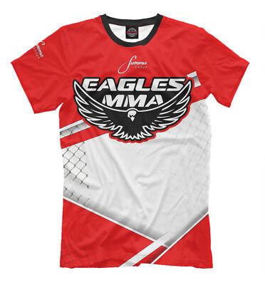 Eagles MMA Хабиб Нурмагомедов New t-shirt MMA Habib Nurmagomedov 854485 hq print