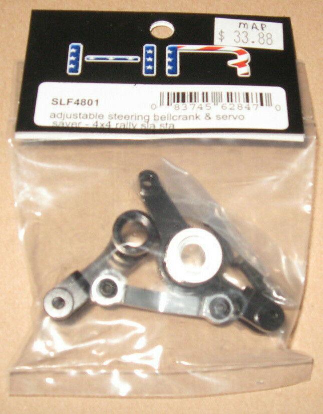 Hot Racing Traxxas Slash 4x4 Aluminum Bearing Steering Bellcrank SLF4801
