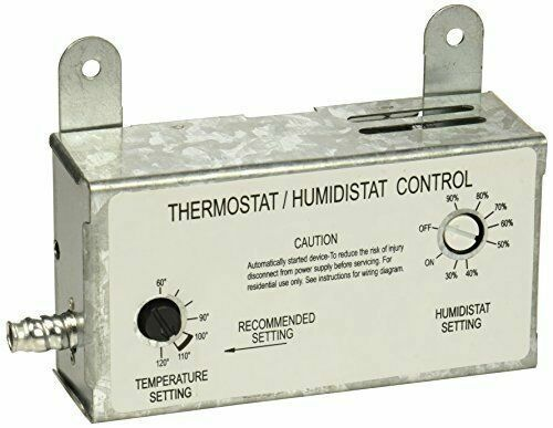 Iliving Thermostat And Humidistat Control Adjustable Humidity Controllable For Sale Online Ebay