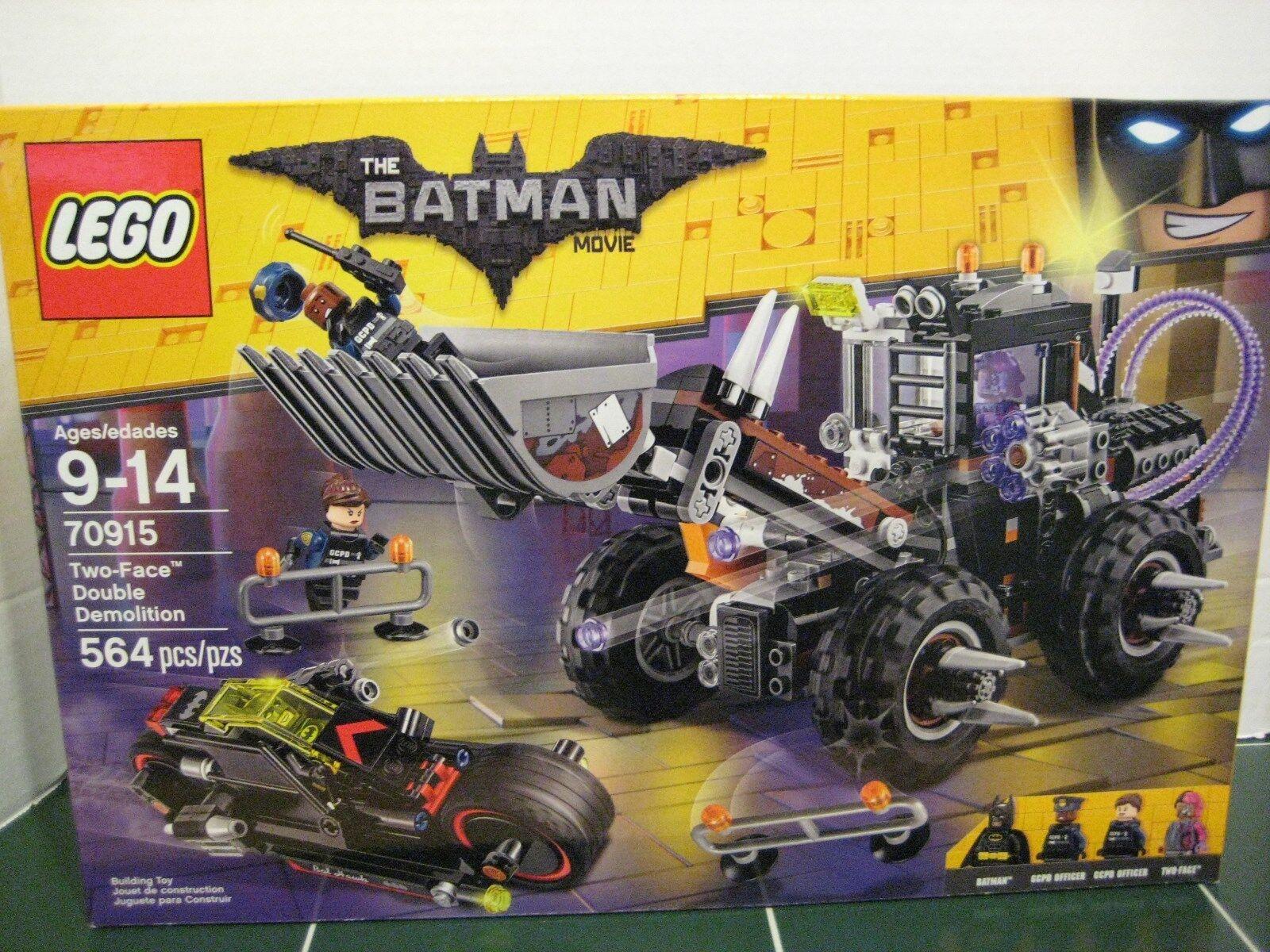 LEGO The läderlappen Movie Two -Face Double Demolition