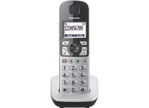 Panasonic kx-tgq500 IP-phone terminal móvil + carga cáscara también adecuado para AVM fritzbox