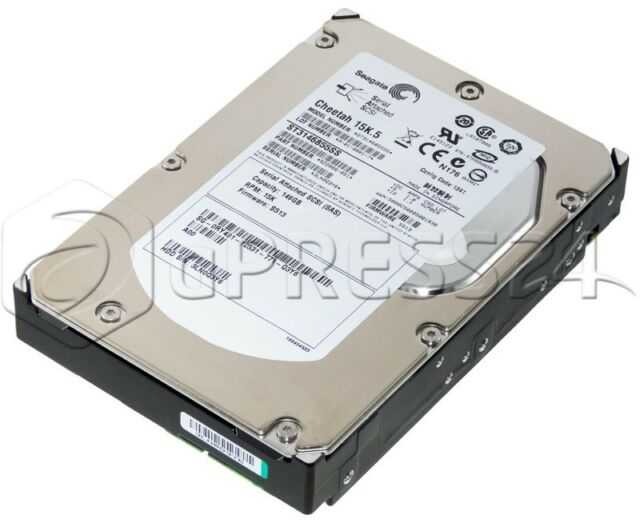 Festplatte Dell 0RY491 146GB 15K RPM 16MB 3G SAS 8.9cm