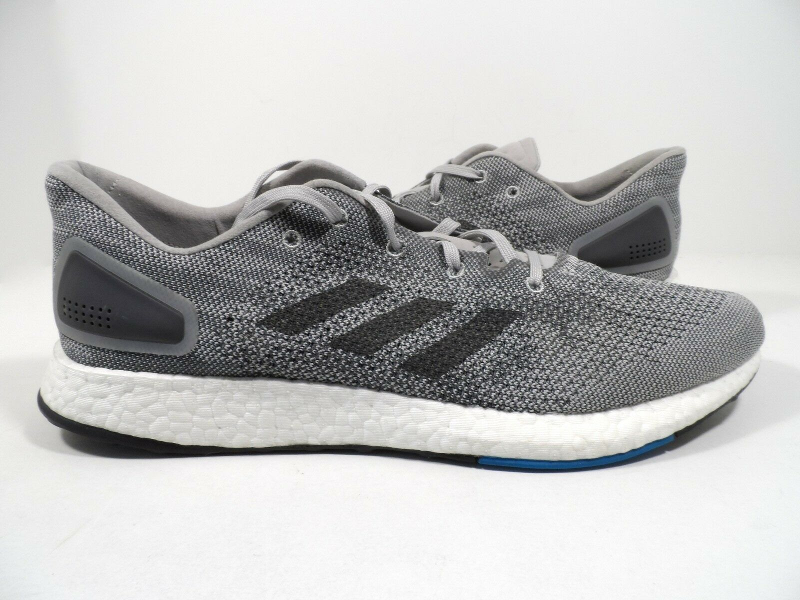 another chance 362e2 361a2 Adidas Men s PureBOOST DPR Running shoes shoes shoes GREY Size 13 74452f