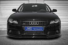 JMS Racelook Frontspoilerlippe für Audi A4 B8 Limousine/ Avant ohne S-Line
