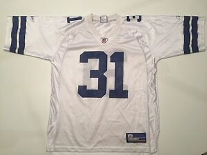 Hot Roy Williams DALLAS COWBOYS Jersey Reebok LARGE | eBay