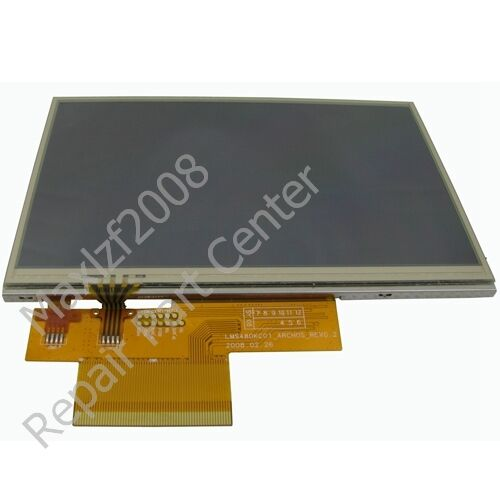 "FULL LCD Screen Display Touch Digitizer For LMS480KC03 4.8/"" GPS Repair Part"