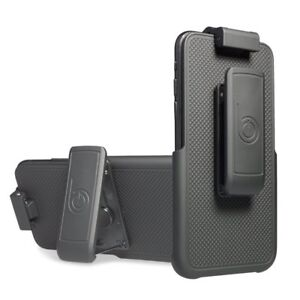 Belt-Clip-Holster-For-iPhone-X-iPhone-XS-LifeProof-Next-Case-Built-In-Kickstand