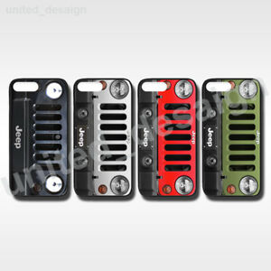 best service 9c82b 39ebe Details about Jeep Wrangler Case Collection #12 for Apple iPhone 8 and 8  Plus Case