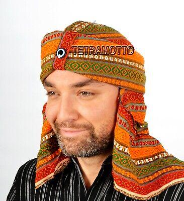 Hat Ottoman Medieval Historical Costume Turban Arabic Cap Gift Cap hats Tarboosh