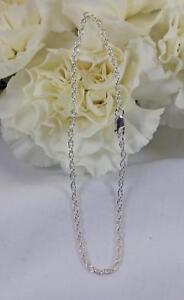 Sterling-Silver-Rope-Bracelet-Ankle-Bracelet-2715-Free-Shipping-Plus-Sizes