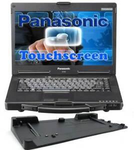 Panasonic-Toughbook-CF-53-MK-2-14-3-Zoll-500GB-8GB-TOUCHSCREEN-Wid10-OBD
