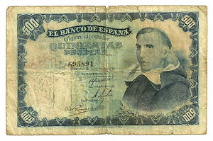 BILLETE-DE-500-PESETAS-DE-1946-RC-FRANCISCO-DE-VITORIA-SIN-SERIE
