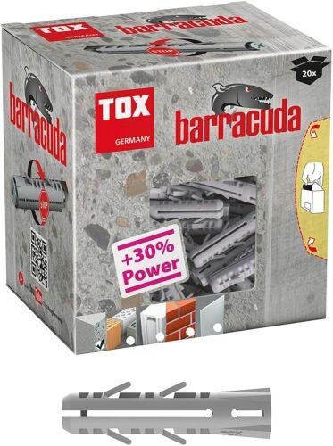 Tox BARRACUDA 5x25-16x80 Spreizdübel Flossendübel 8x40 10x50 12x60 14x70 SD