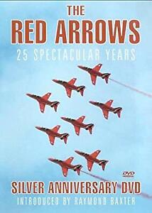 The-Red-Arrows-25-Spectacular-Years-DVD-Used-Good-DVD