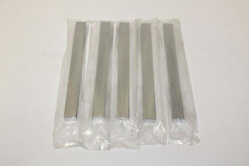 5 x Griffe Griff Silber Möbelgriff Möbelgriffe Küchengriffe Stangengriffe 200mm