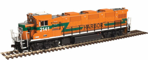 SALE! Atlas-Trainman NRE Genset Indiana Harbor Belt #2143 Sound//DCC HO NEW