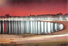 BT13698 playa pocitos vista nocturna Montevideo          Uruguay
