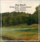 Max Bruch: Piano Quintet; String Octet; String Quintet (CD, Apr-1999, CPO)
