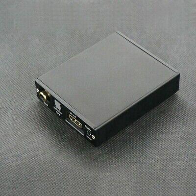 XMOS XU208 Coaxial Fiber Decoder w// Shell USB HDMI IIS Output PS Interface DSD