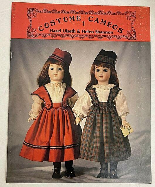 Costume Cameos 1 by Hazel Ulseth & Helen Shannon Pub. 1984
