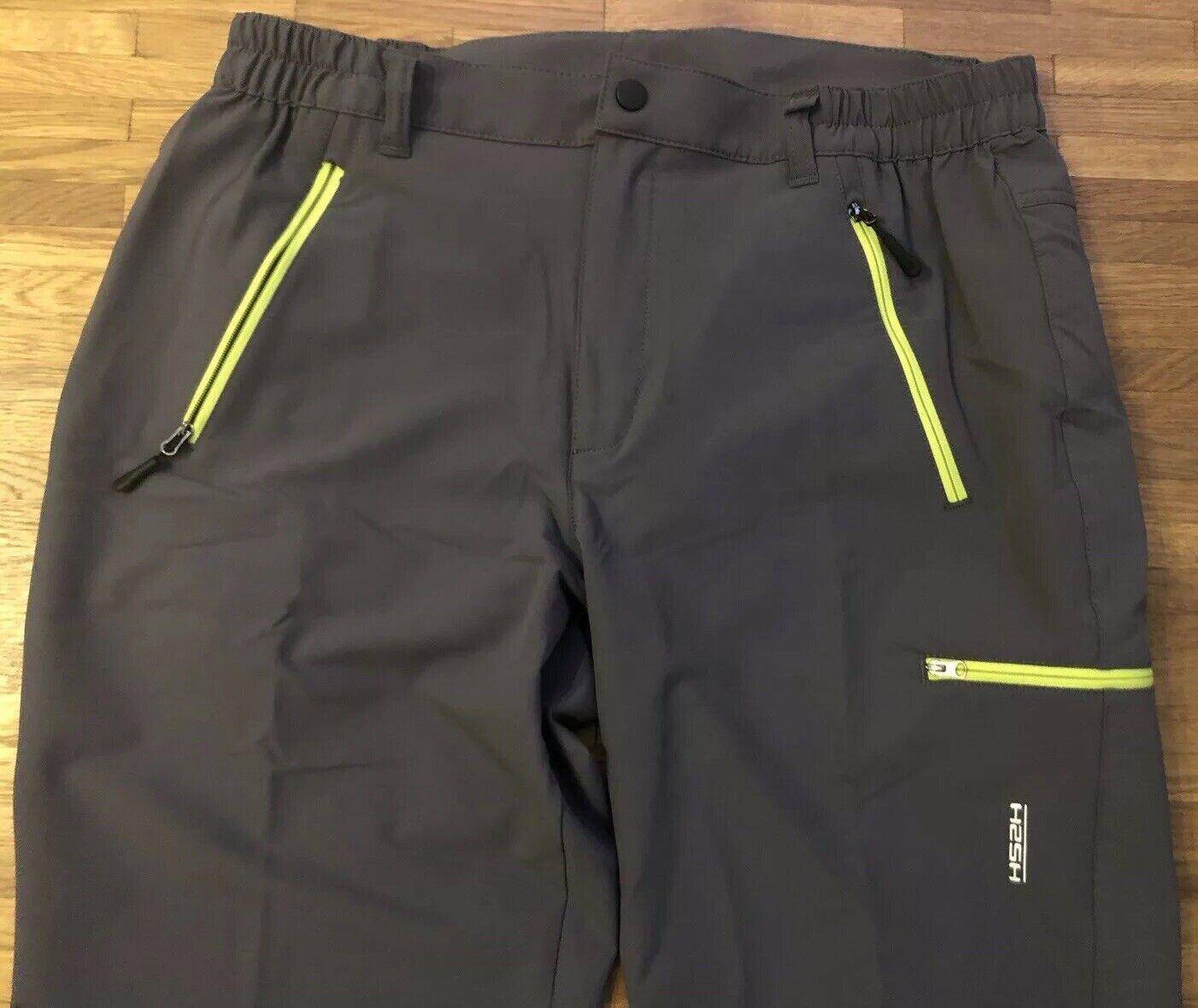 HOT Sportswear Trekkinghose Modell  SEEFELD M, Gr. 50, steel - grau, NEU  | Günstige Bestellung