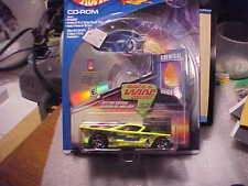 Planet Hot Wheels .Com CD-Rom Cyber Energy Car Nomadder What Yellow