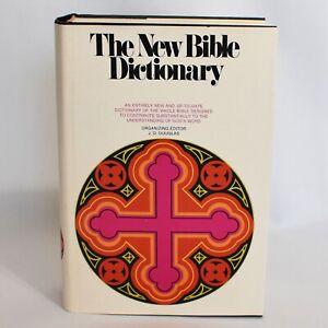 The-New-Bible-Dictionary-Hardcover-Eerdmans-1979