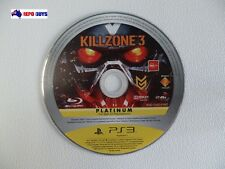 PS3 KILL ZONE 3 Platinum PLATINUM - PS3  For PlayStation 3 PS3: Disc Only