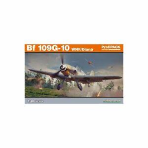 Eduard Edua82161 Bf 109G-10 WNF/Diana 1/48