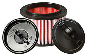 5-16 Gallon Fine Dust Cartridge Filter & Retainer -VJFF