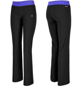 Details about Adidas Womens Training Pants Fitness Sport Pants Legging Running Pants Jazz Pant Black show original title