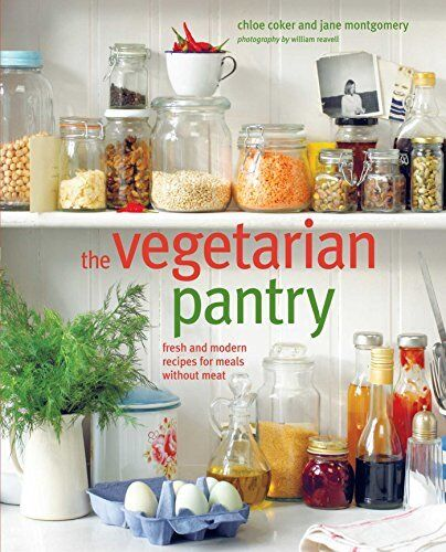 1 of 1 - The Vegetarian Pantry: Fresh and modern meat-free recipes by Montgomery, Jane