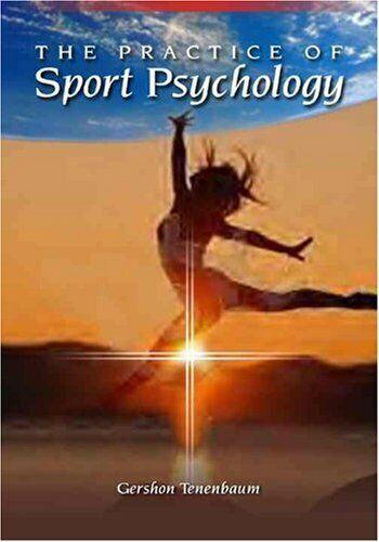 The Practice of Sport Psychology Paperback Gershon Tenenbaum